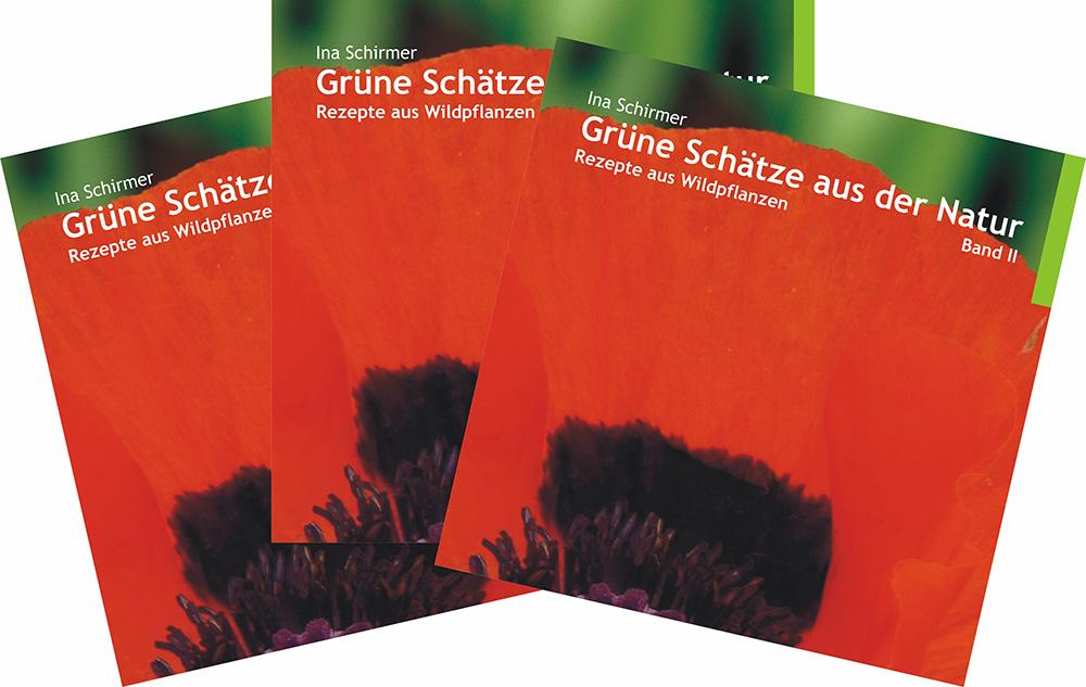 Kräuter | Verbena | Usedom | Verlag | Buch | «Grüne Schätze aus der Natur | Rezepte aus Wildpflanzen | Band II»